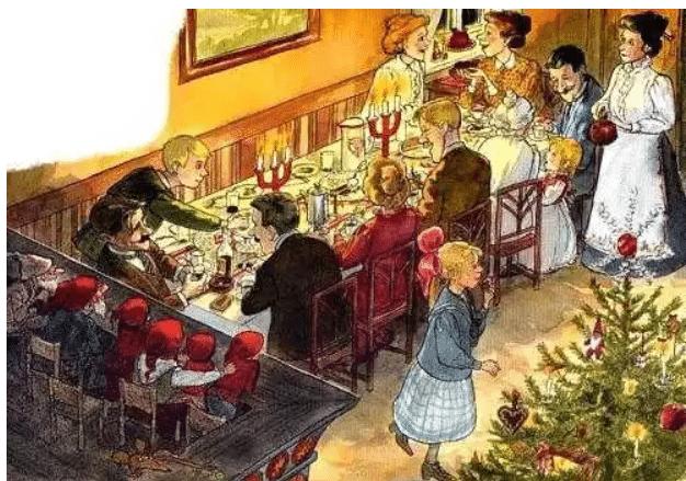 Рождественская каша