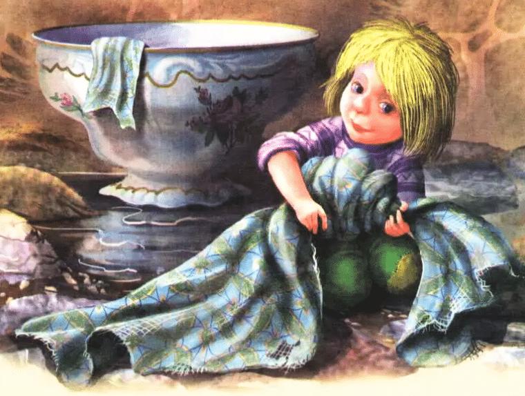 Крошка Нильс Карлсон