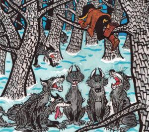 Три охотника