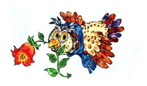 Сказка Про сову
